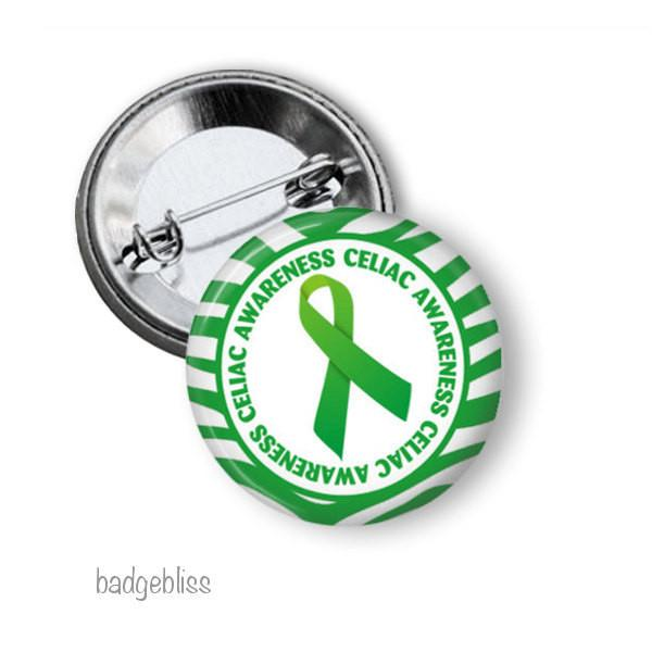 Celiac badge or magnet