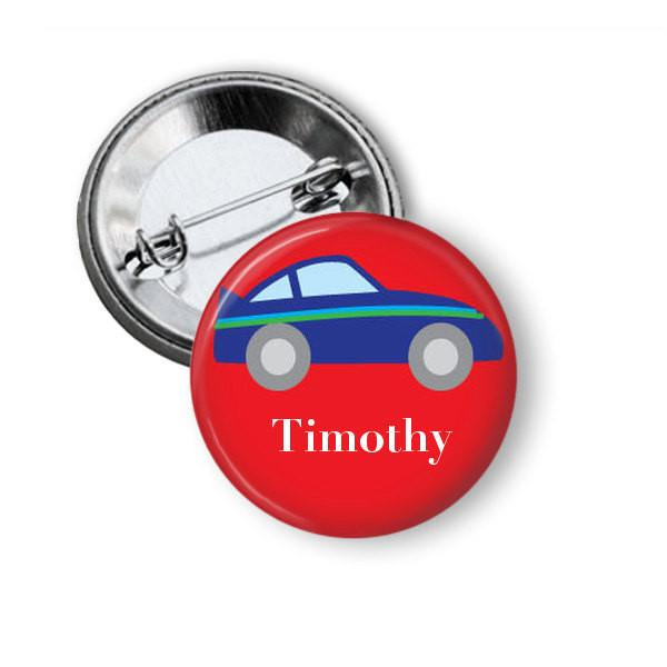 Car name badge, fridge magnet - Badge Bliss