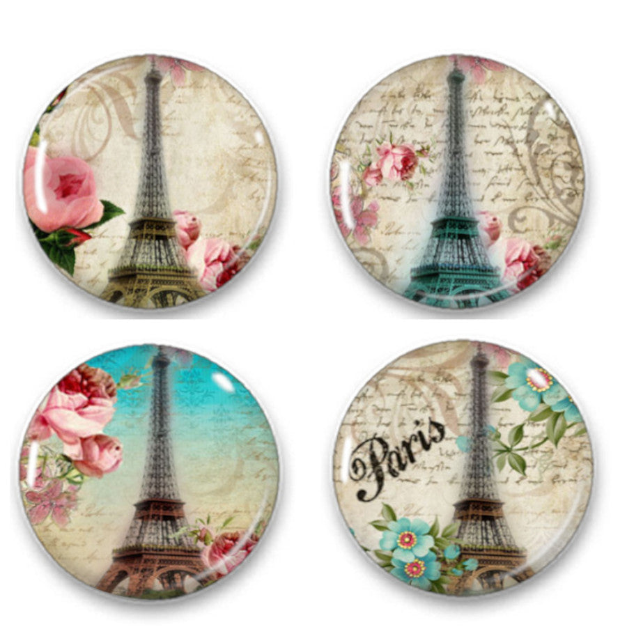 Paris coaster set