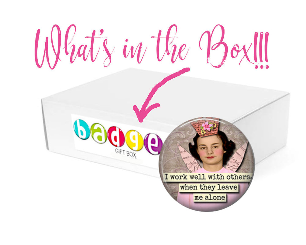 Witty Women gift box