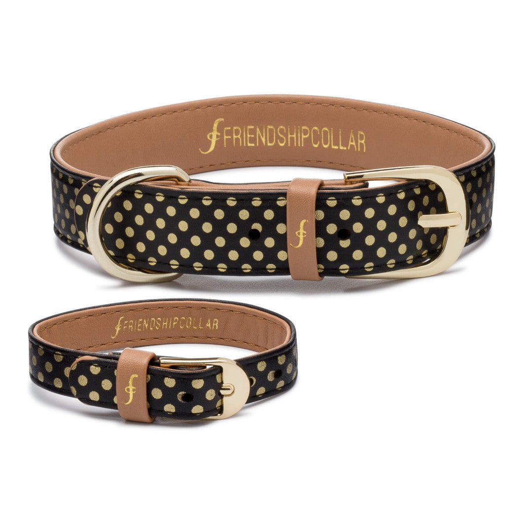 Dotty About You Friendship Collar and Bracelet