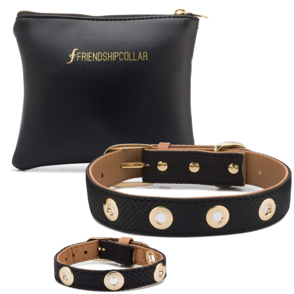 My Hole World Friendship Collar and Bracelet