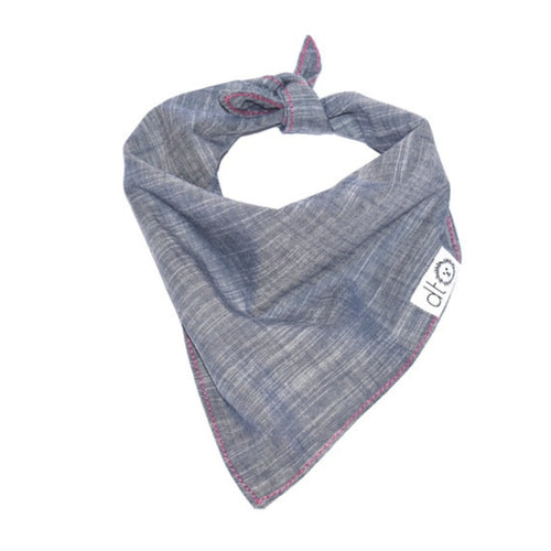 Chambray Bandana by Dog Threads