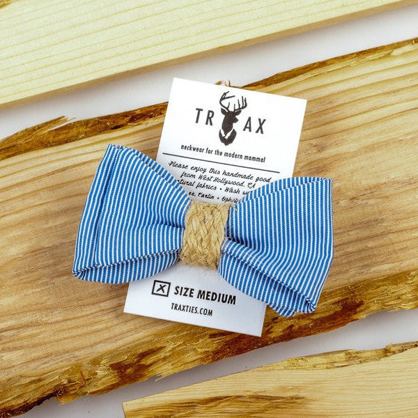 Cape Cod Bow Tie by Trax Ties
