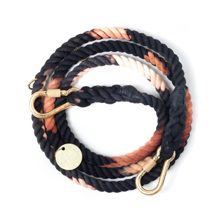Galaxy Rope Leash by Found My Animal @PawBoutik