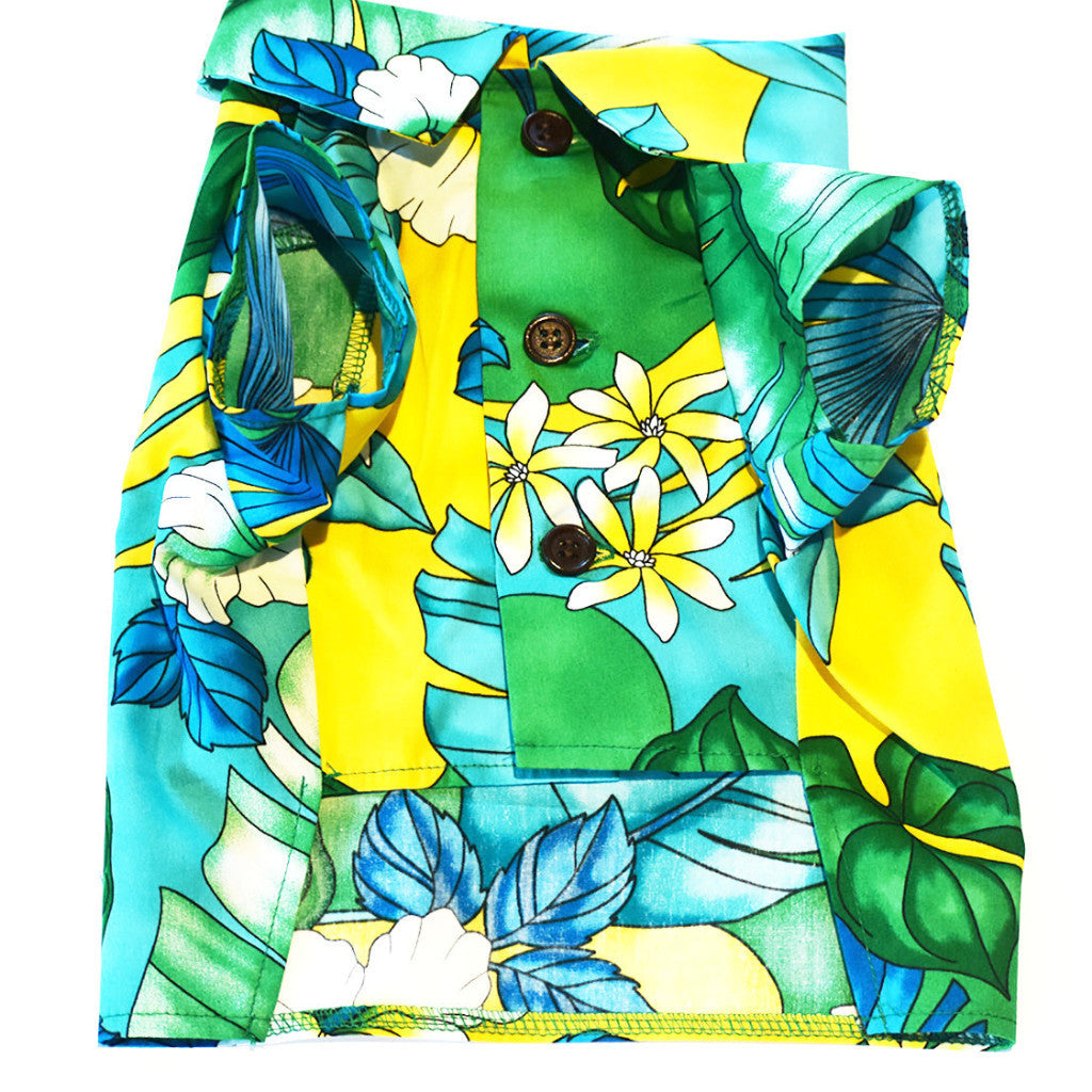 The Tropical Hawaiian Shirt by Dog Threads