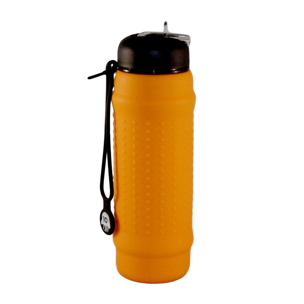 Mango Rolla Bottle with black lid