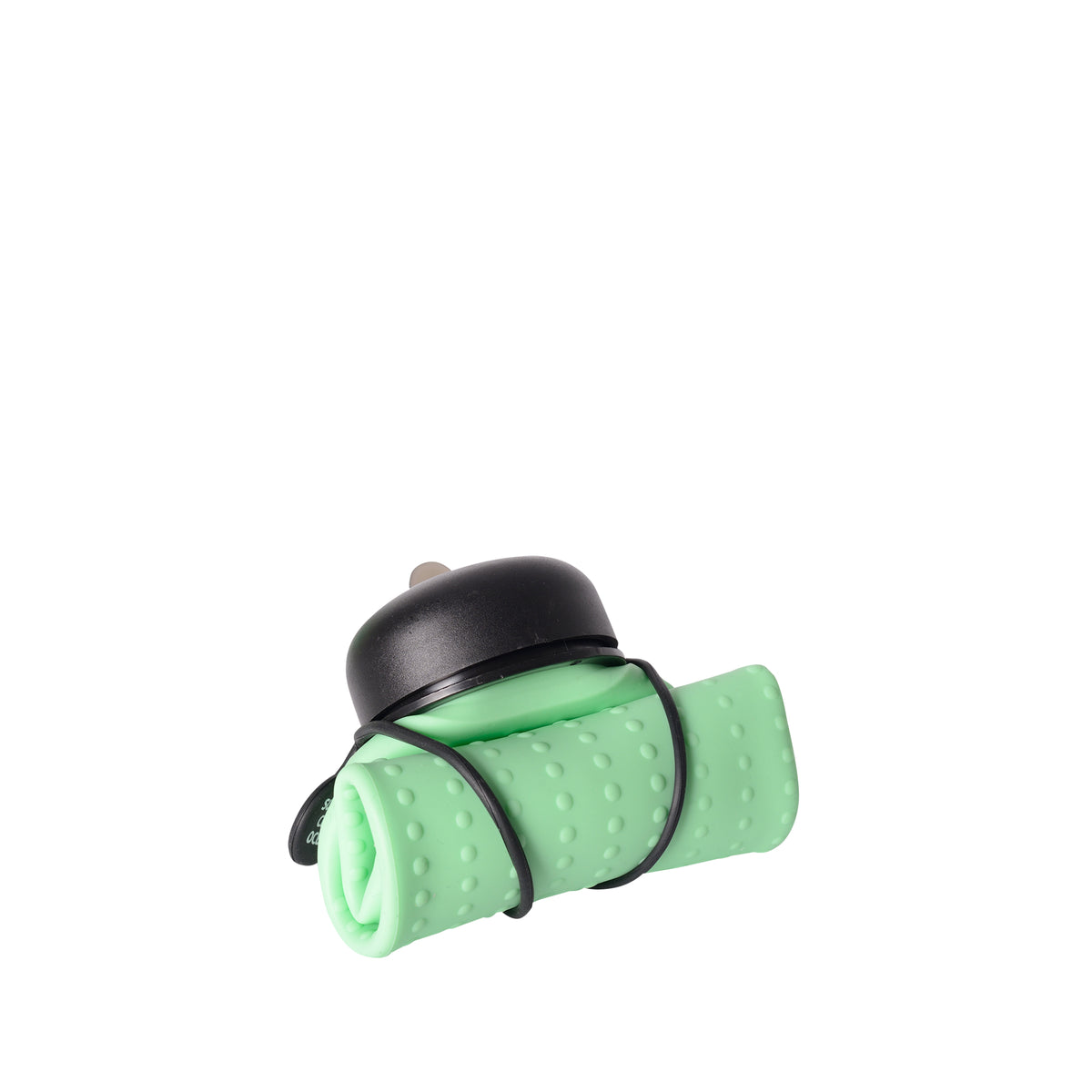 Rolla Bottle - Mint, Black + Black