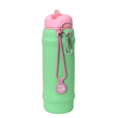 Rolla Bottle - Mint, Pink + Pink
