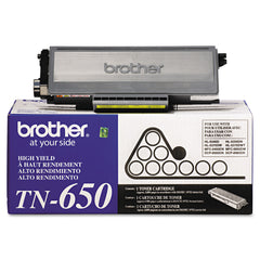 Toner Brother Original TN650 Negro