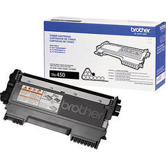 Toner para Brother Original TN450 Negro