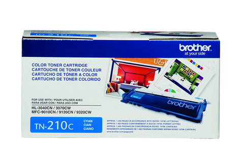 Toner Brother Original TN210C Cyan