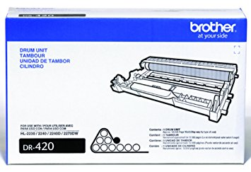 Tambor Brother Original DR420 Negro