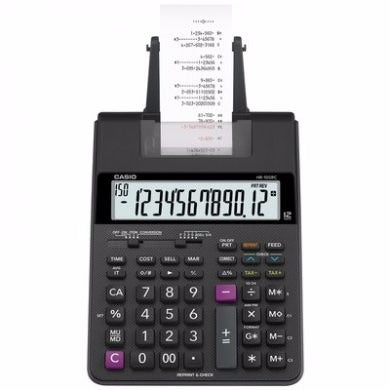 Calculadora con Wincha Casio HR-100RC