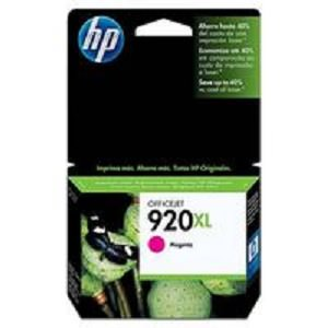 Cartucho de Tinta Original HP 920XL - CD973AL Magenta OfficeJet 6000 All-in-One, OfficeJet 6500 All-in-One, OfficeJet 6500a, OfficeJet 6500a Plus, OfficeJet 7000 Wide Format, OfficeJet 7500a