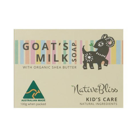 Goats Milk Soap<br>Shea Butter<br>Kids Care