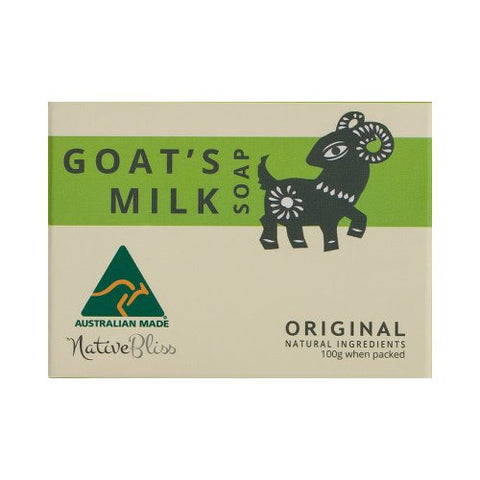 Goats Milk Soap<br>Shea Butter<br>Original