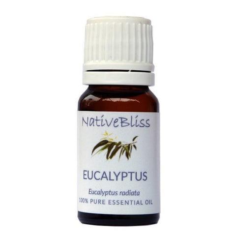 100% Pure Essential Oil<br>Eucalyptus