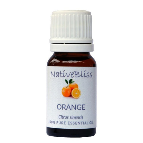 100% Pure Essential Oil<br>Orange