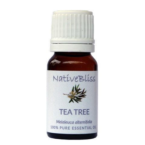 100% Pure Essential Oil<br>Tea Tree