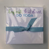Do Yoga Paper Pad