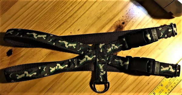 "1"" Pig Harnesses"