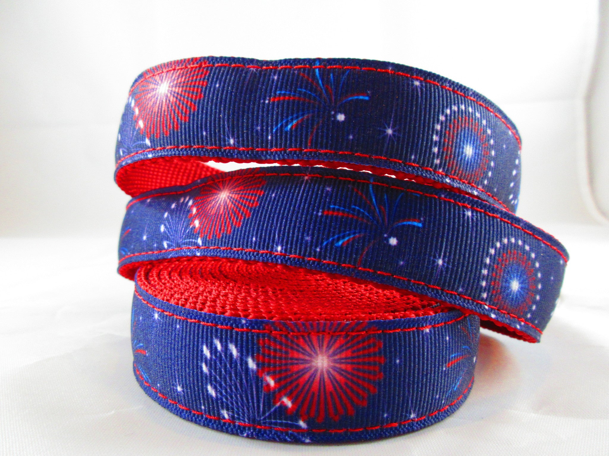 "1"" Bursting in Air Dog Collar - Penny and Hoover's Pig Pen"