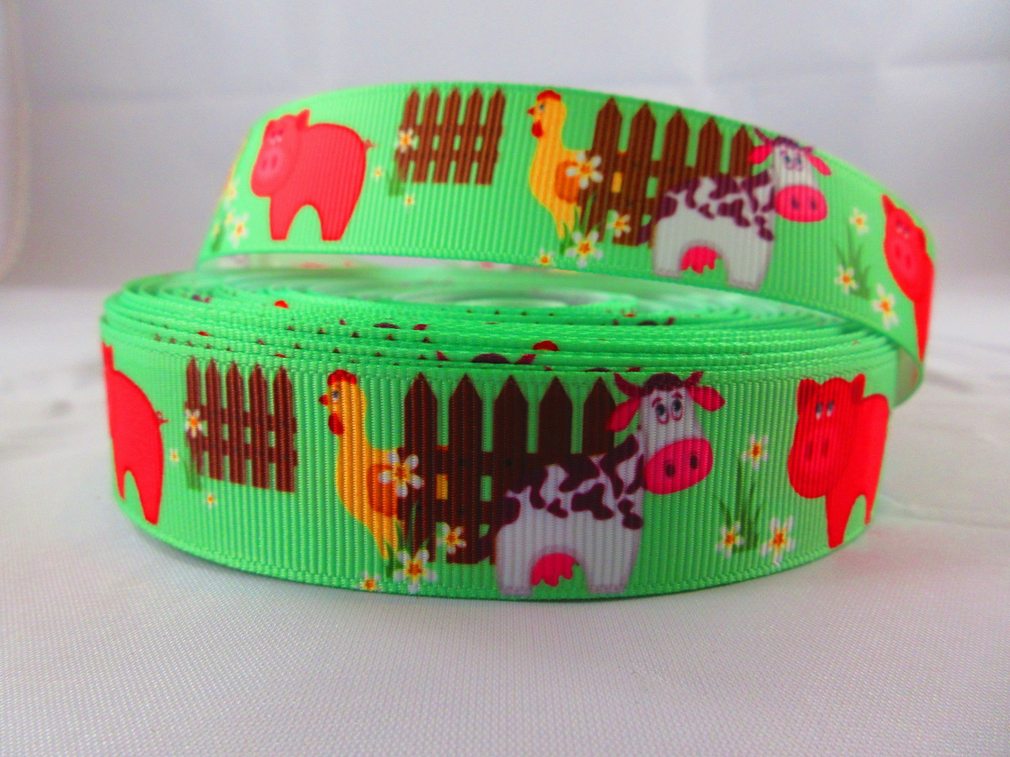 "1"" Farm Animals Pig Harness - Penny and Hoover's Pig Pen"