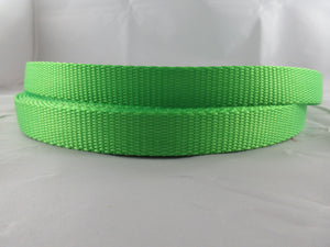"3/4"" Neon Green Pig Harness - Penny and Hoover's Pig Pen"