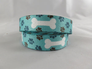 "5/8"" Oh My Dog Dog Collar - Penny and Hoover's Pig Pen"