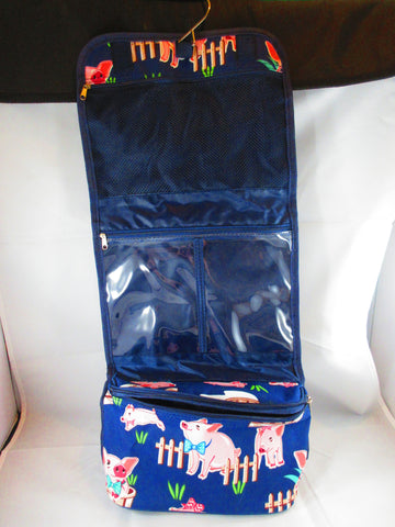 Pig Toiletry Bag - Penny and Hoover's Pig Pen
