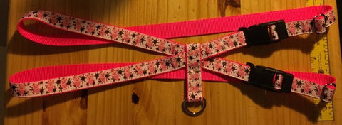 "1"" Pigs in Mud Pig Harness - Penny and Hoover's Pig Pen"