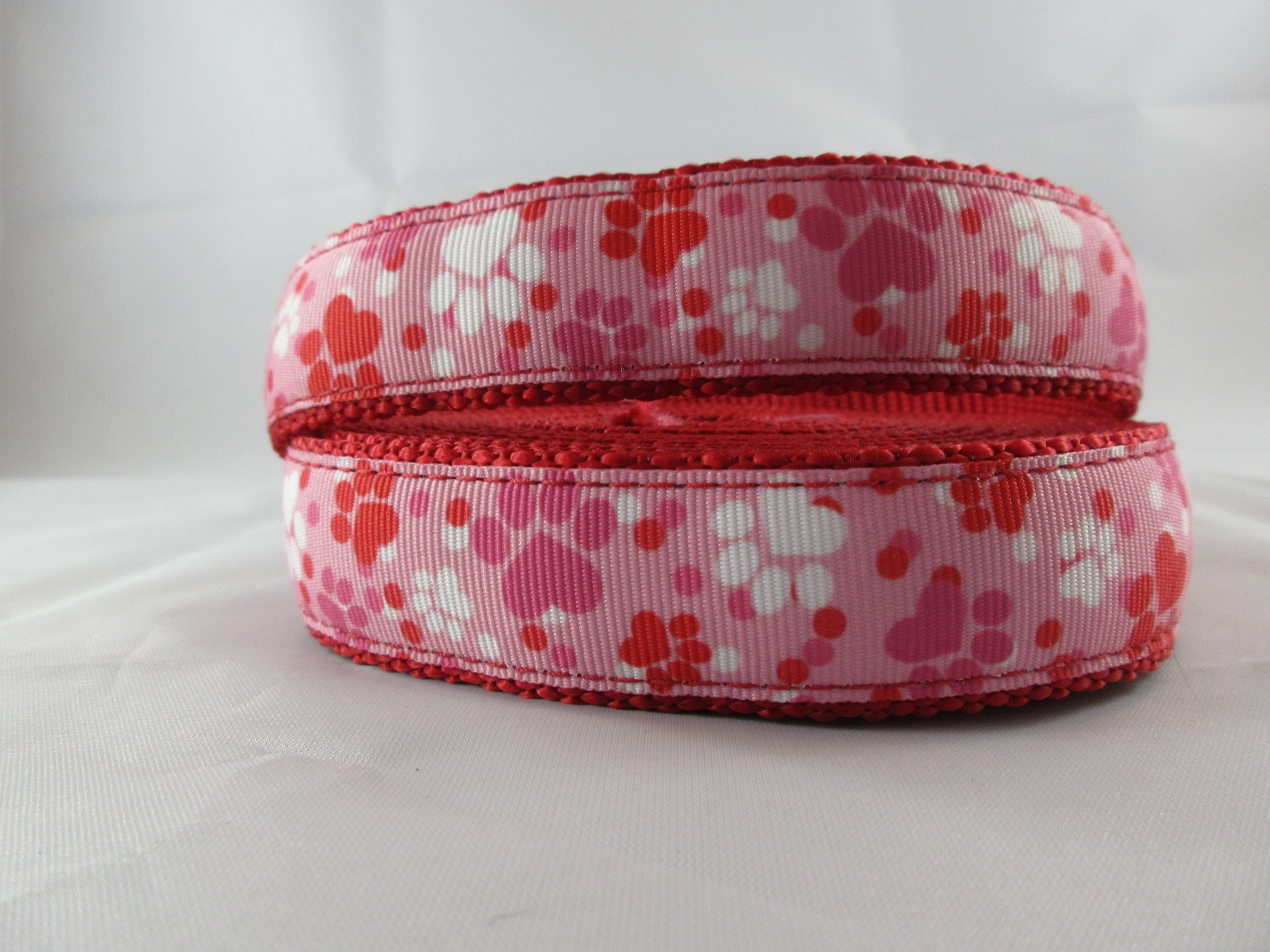"3/4"" Puppy Love Dog Collar - Penny and Hoover's Pig Pen"