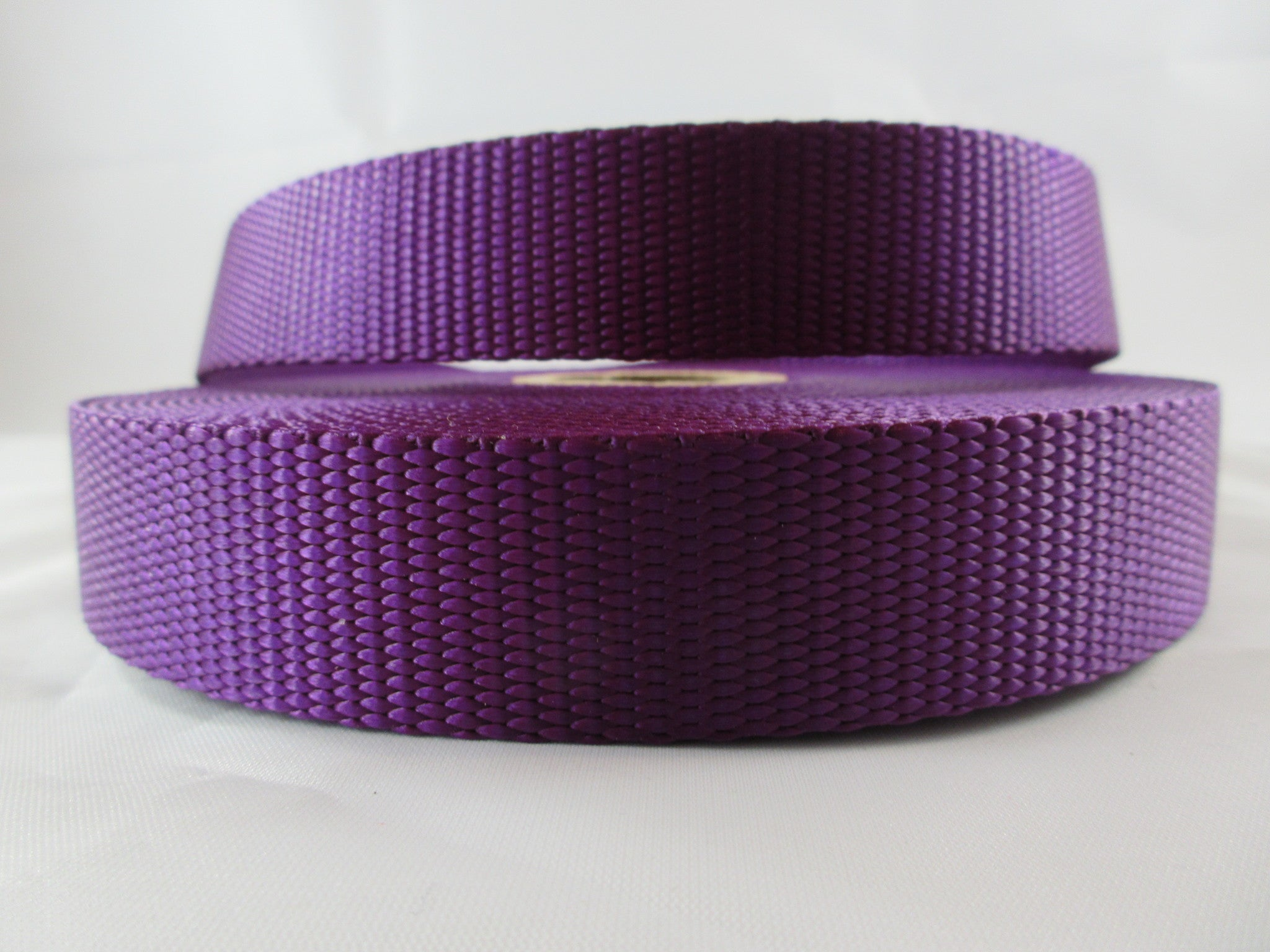 "3/4"" Purple Nylon Dog Collar - Penny and Hoover's Pig Pen"