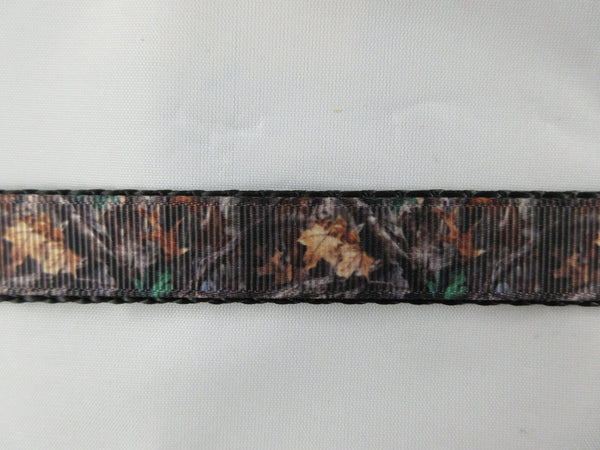 "3/4"" Real Tree Camo Dog Collar - Penny and Hoover's Pig Pen"