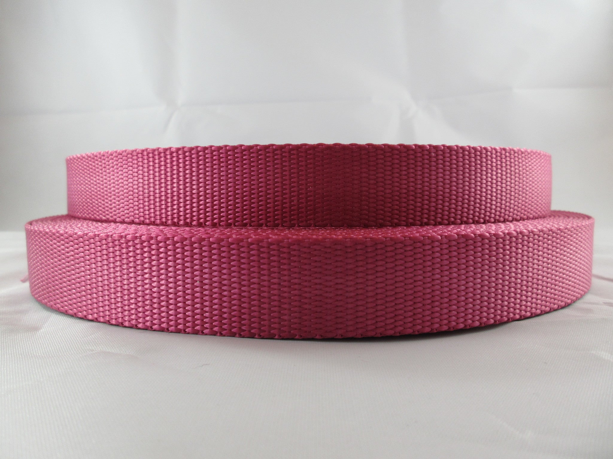 "1"" Rose Nylon Dog Collar - Penny and Hoover's Pig Pen"