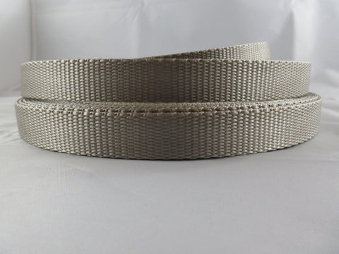 "3/4"" Silver Nylon Collar - Penny and Hoover's Pig Pen"