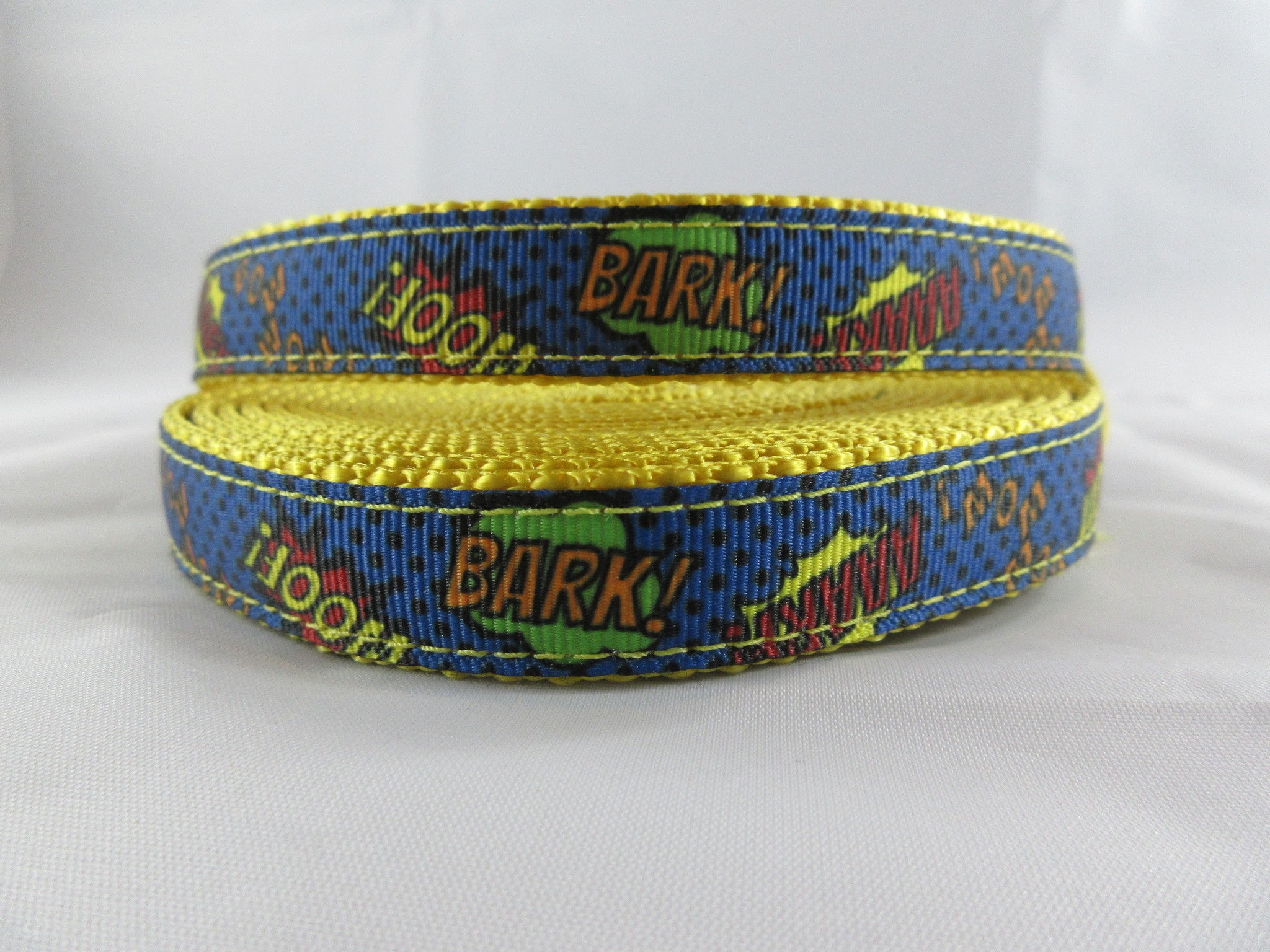 "3/4"" Super Dog Dog Collar - Penny and Hoover's Pig Pen"