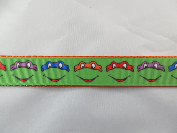 "1"" Teenage Mutant Ninja Turtles Leash - Penny and Hoover's Pig Pen"