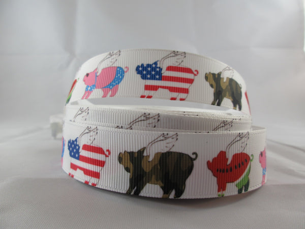 "3/4"" When Pigs Fly Pig Harness - Penny and Hoover's Pig Pen"