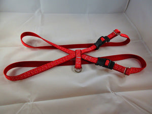 "3/4"" XOXO Pig Harness - Penny and Hoover's Pig Pen"