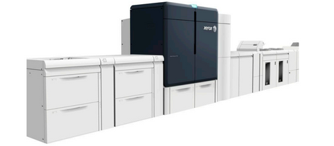 Xerox Launches Iridesse Digital Press That Enables Metallics, Iridescent Colors in One Pass