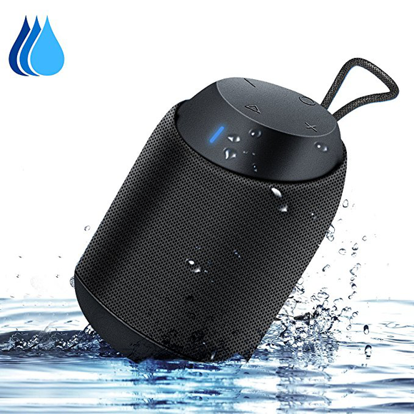 Ultra-Portable Waterproof Speaker