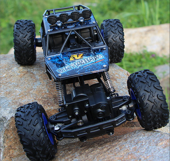 Rock Crawler Truck