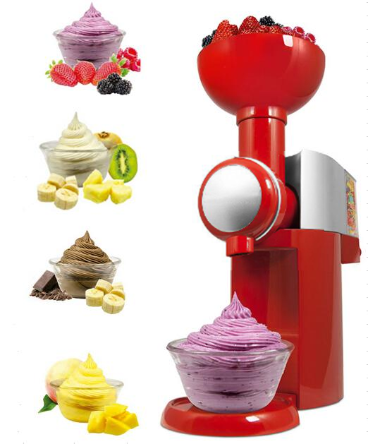 Healthy Ice Cream Machine