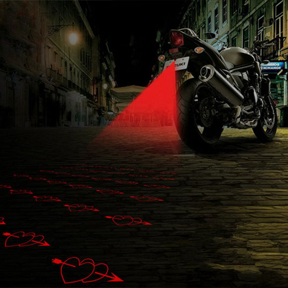 Anti-fog Laser Lights