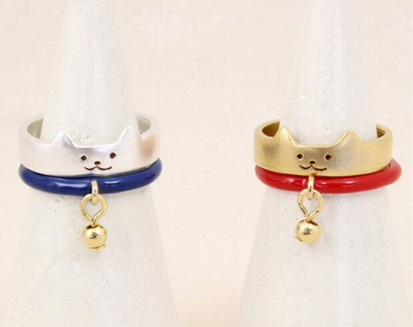 Cat Love Rings