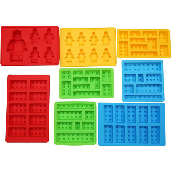 Lego Molds Whole Set (8pcs)