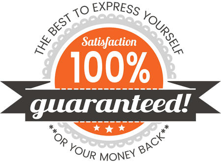 Konker Colors 100% Satisfaction Guarantee