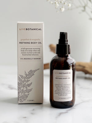 Grapefruit & Magnolia Refining Body Oil